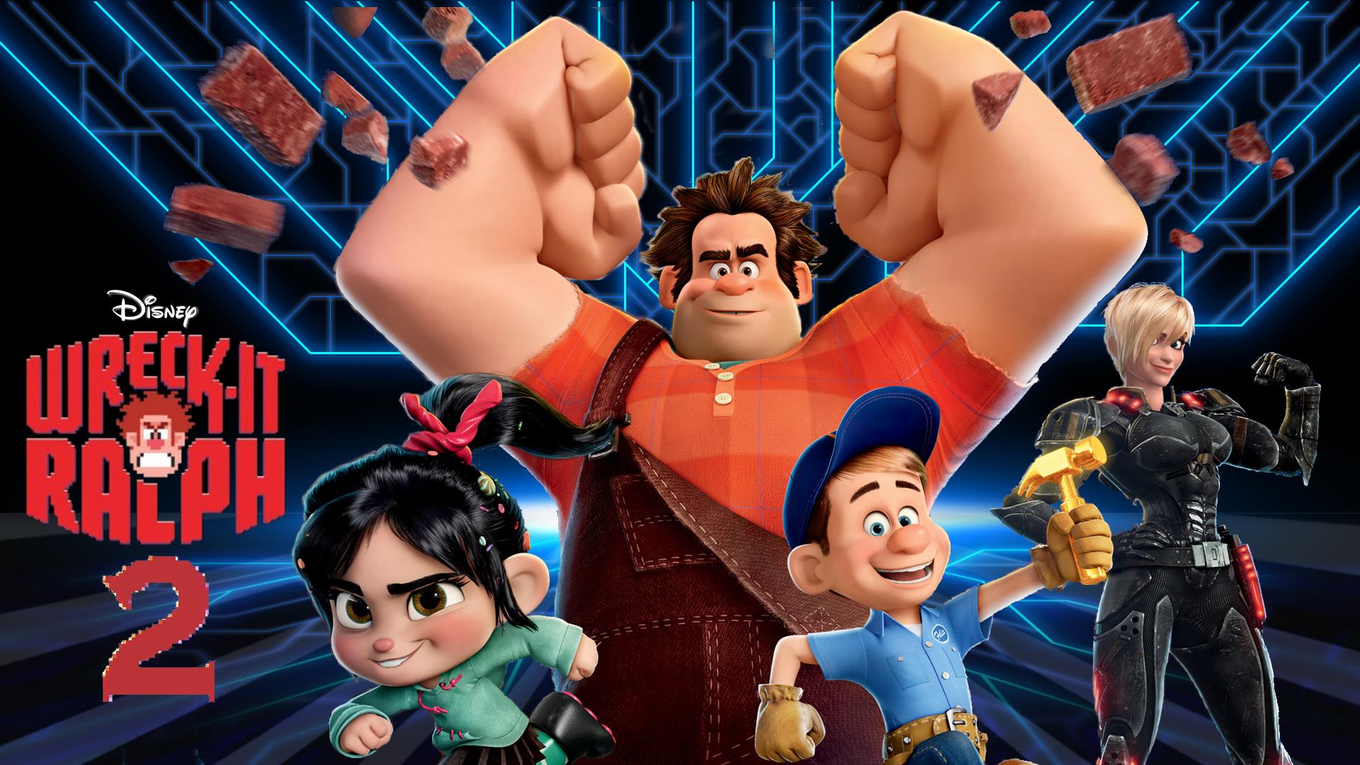 Wreck It Ralph 2 Kumpulkan Para Putri Disney The East