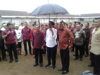 Jokowi Minta Pasar Sukawati Ditata Secara Modern/theeast.co.id