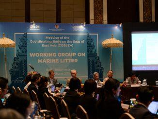 Delegasi 9 Negara dari Asia Timur dan Asia Tenggara Bahas Penanganan Sampah Laut di Nusa Dua/Theeast.co.id