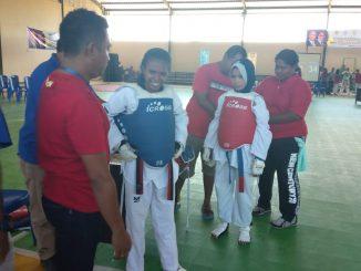 Atlet Taekwondo Raih Emas Pertama Untuk Kabupaten Belu Pada POPDA IV Tahun 2019/theeast.co.id