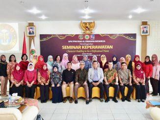 "Character Building To Be a Profesional Nurse"" RSAU dr. Esnawan Antariksa/theeast.co.id"