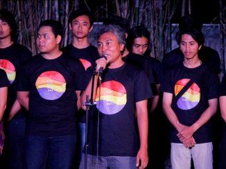 Empat Puluh Mahasiswa Seni Rupa Lintas Kampus Berpameran Bersama /theeast.co.id