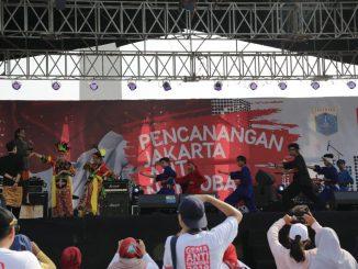 Pemprov DKI Canankan Jakarta Anti Narkoba Di Monas/theeast.co.id