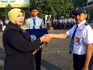 Melalui MPLS SMP Hantuah 5 Sidoarjo Laksanakan Pemetakan Siswa/theeast.co.id