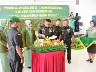 Pangdam VI/Mulawarman : Melalui Semangat Bhakti Mulawarman Untuk Rakyat, Kami Hadir Di Tengah Rakyat/theeast.co.id