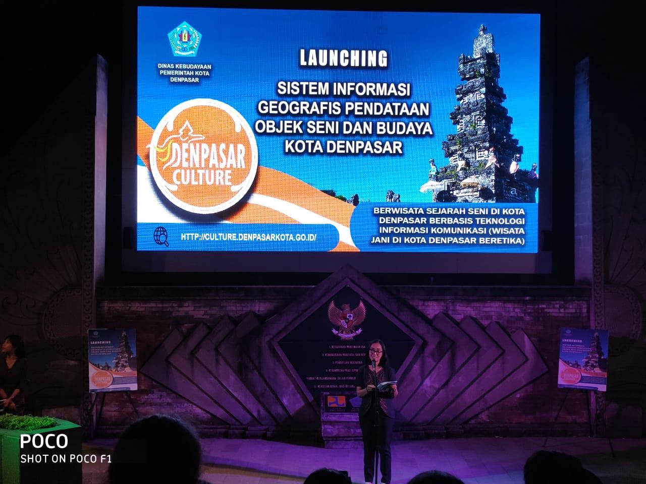Kota Denpasar Kembangkan Sistem Informasi Dan Pendataan Obyek Seni Budaya Secara Online/theeast.co.id