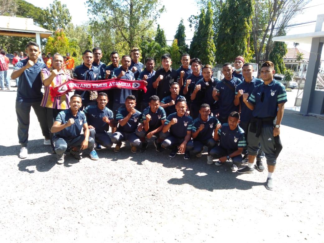 Tim Pendatang Baru Bintang Timur Atambua FC Target Boyong Piala ETMC 2019/theeast.co.id