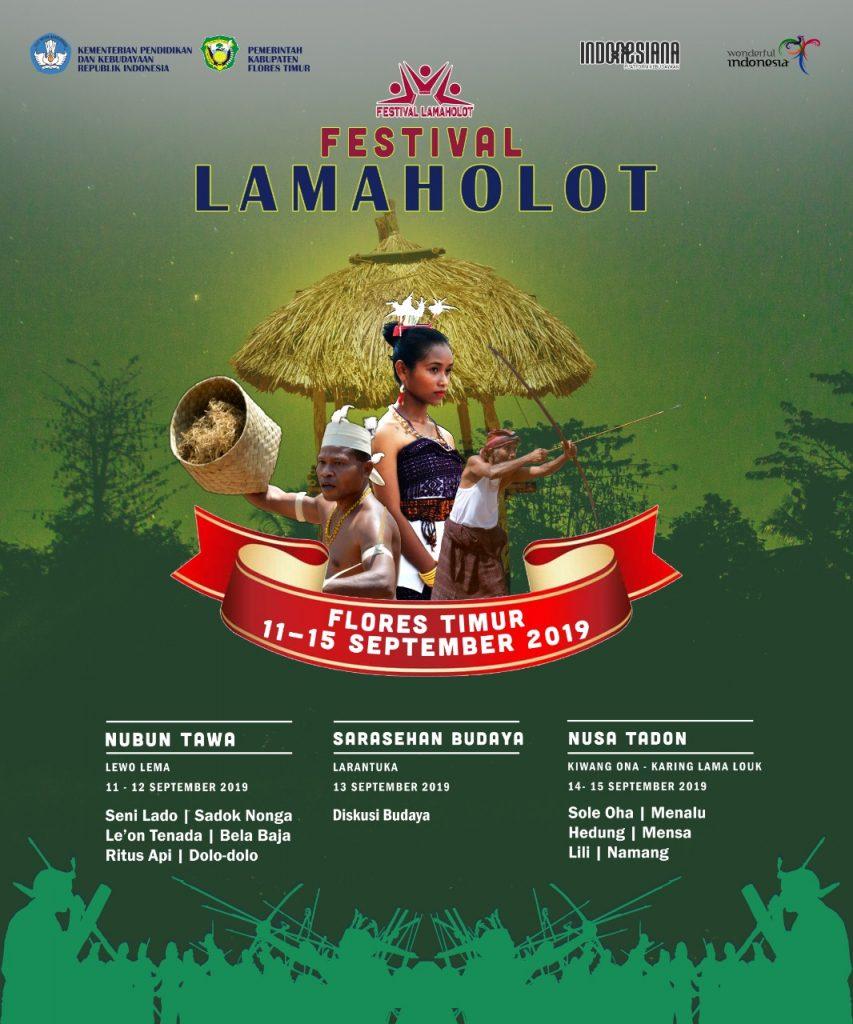 Festival Lamaholot 2019