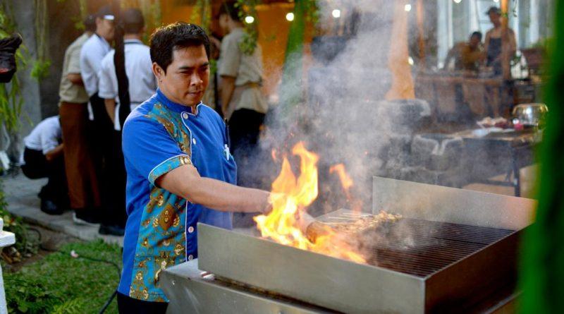 Nongkrong, BBQ, dan Angkringan Di Jempiring Restaurant/theeast.co.id