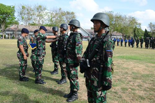 Komandan Pusdikpel Kodiklatal Buka Orientasi Siswa Dikmata Angkatan Ke-39/1 TA 2019/theeast.co.id