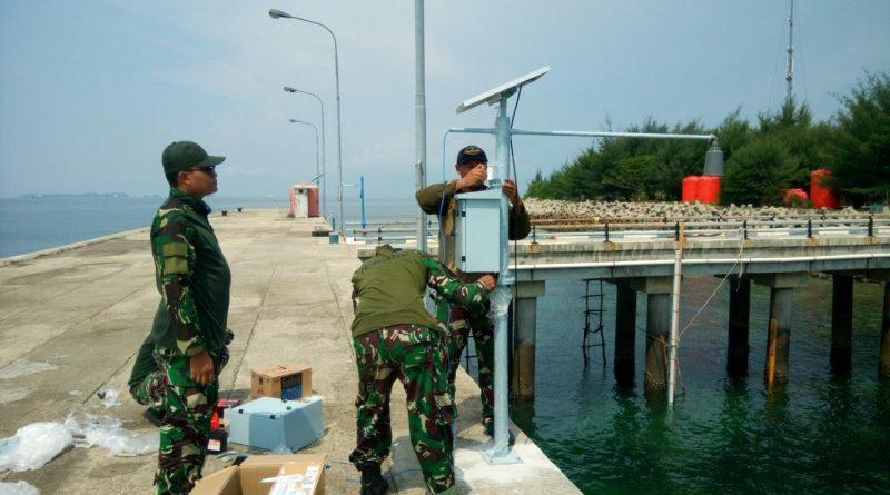 Pushidrosal Dukung Data Pasang Surut Survey Bersama Tiga Negara Di Selat Malaka-Singapura/theeast.co.id