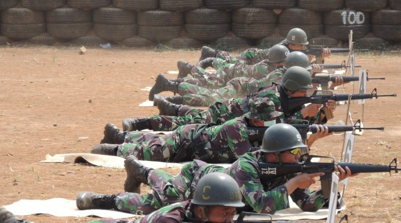 Kainfolahta Kodam Jaya : Latbakjatri Tingkatkan Kemampuan Menembak Prajurit Sesuai Standar TNI AD/theeast.co.id