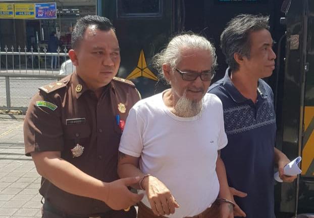 Wayan Wakil Dan Ngurah Agung Susul Mantan Wakil Gubernur Bali ke LP Kerobokan/theeast.co.id