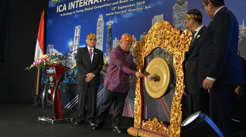 Buka Konferensi Jasa Konstuksi ASEAN, Menteri Basuki Tegaskan Konstruksi Indonesia Sudah Berdaya Saing Dunia/theeast.co.id