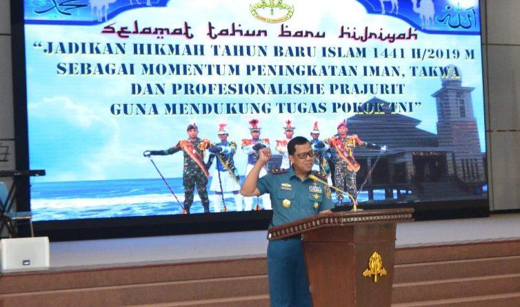 Warga Muslim AAL Peringati Tahun Baru Islam 1441 H/theeast.co.id
