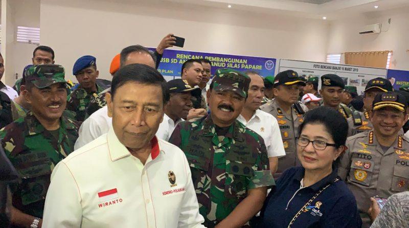 TNI Kerahkan Pesawat Hercules dan Helikopter Angkut Pengungsi Kembali ke Wamena/theeast.co.id