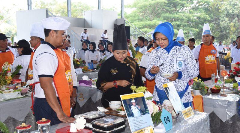 AAL Meriahkan Hut Ke-68 Dengan Lomba Masak, Panggung Hiburan dan Donor Darah/theeast.co.id