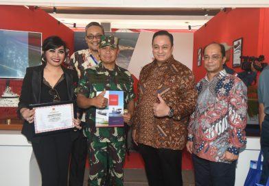 Pangkoarmada II Hadiri Pameran Alutsista TNI Tahun 2019/theeast.co.id