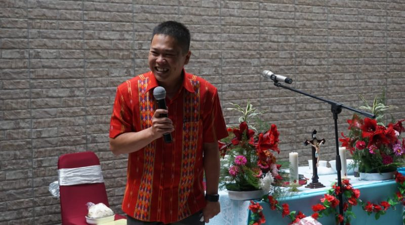 Renceng Mose Usung Visi Pelayanan Iman, Harapan dan Kasih/theeast.co.id