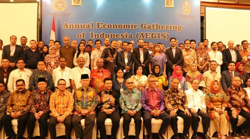 Surabaya Tuan Rumah Annual Economic Gathering of Indonesia (AEGIS) 2019/theeast.co.id