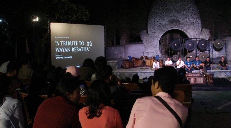 """Gamelan Yuganada Tampil Dalam Komponis Kini #6 """"A Tribute to Wayan Beratha"""" /theeast.co.id"""