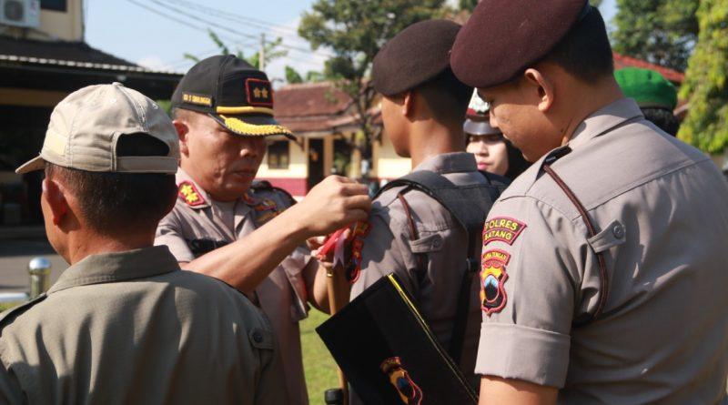 Polres Batang Gelar Apel Konsolidasi Berakhirnya Operasi Mantap Brata 2019/theeast.co.id