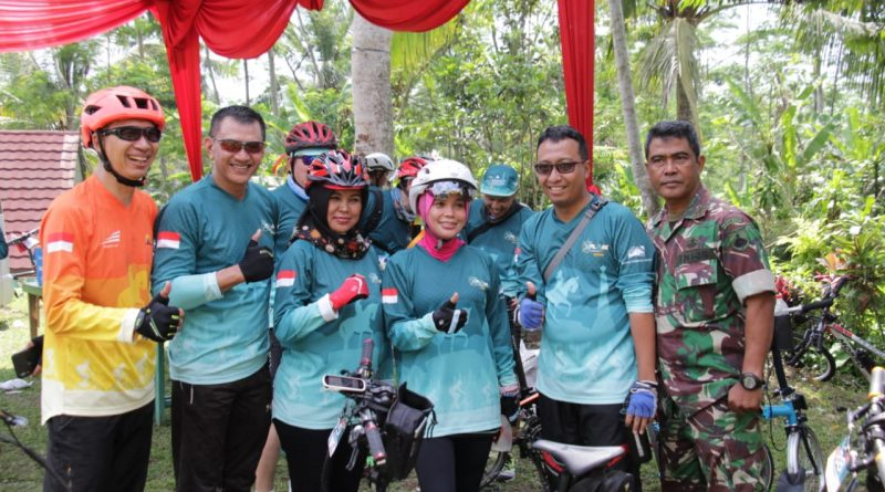 "Danrem 071/Wijayakusuma, Gowes Bareng Komunitas SeLiP ""Xplore Purwokerto 2019""/theeast.co.id"