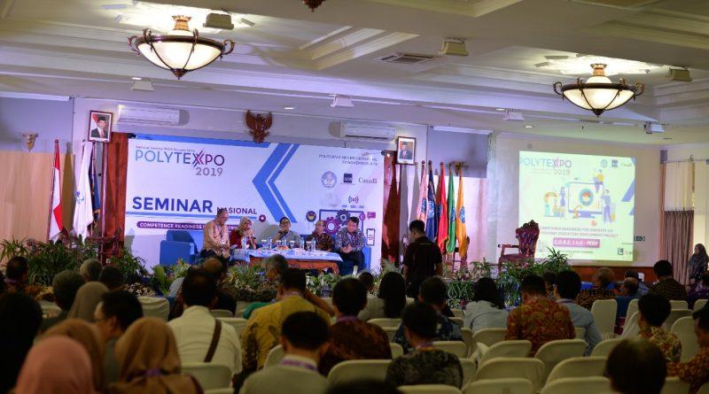 Ditjen Belmawa Gelar Seminar Kisah Sukses Politeknik Indonesia Menghadapi Kebutuhan Industri 4.0/theeast.co.id