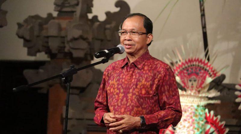 Guberrnur Bali Janji Segera Bentuk Tim Omnibus Law Daerah/theeast.co.id