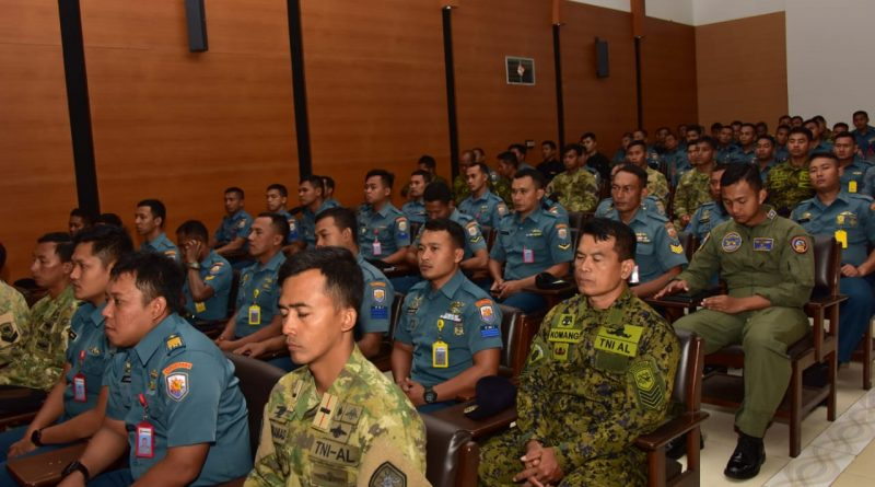 Misi Berhasil, Latihan Evakuasi Penyelamatan Kapal Selam Resmi Ditutup/theeast.co.id