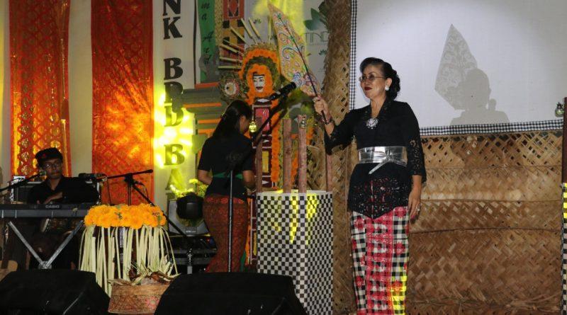 Nongan Village Festival III, Putri Koster Imbau Anak Muda Harus Kreatif dan Mandiri/theeast.co.id