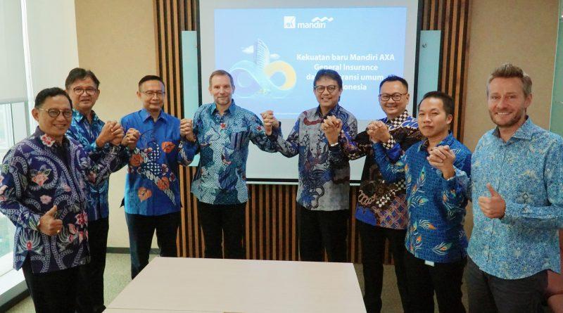 Kekuatan Baru Mandiri AXA General Insurance(MAGI) Dalam Industri Asuransi Umum di Indonesia/theeast.co.id