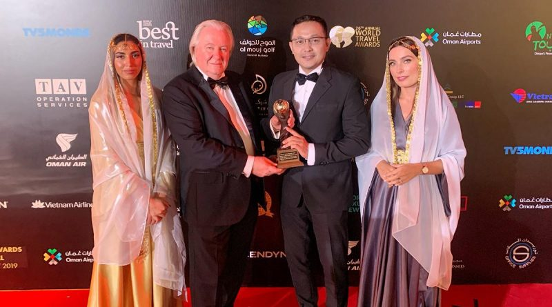 Club InterContinental® Lounge Bali Dianugerahi Penghargaan World's Leading Executive Club Lounge 2019 oleh World Travel Awards/theeast.co.id