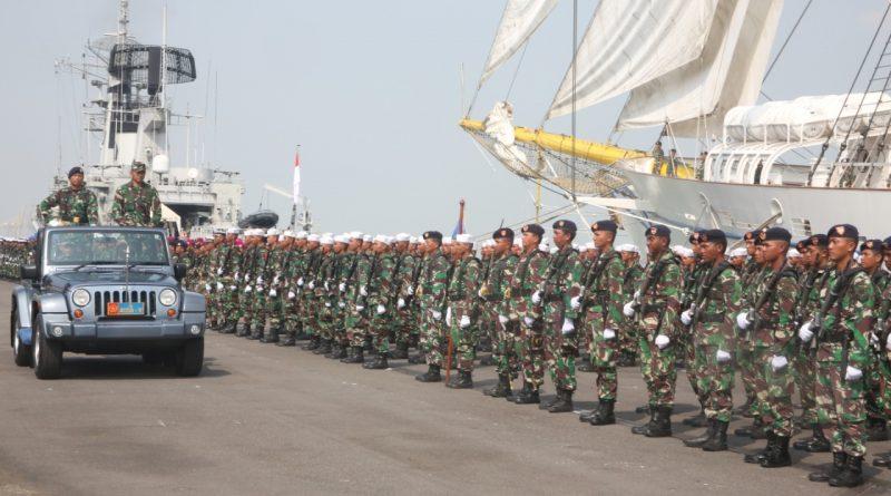 Koarmada II Gelar Gladi Bersih Hari Armada RI 2019/theeast.co.id