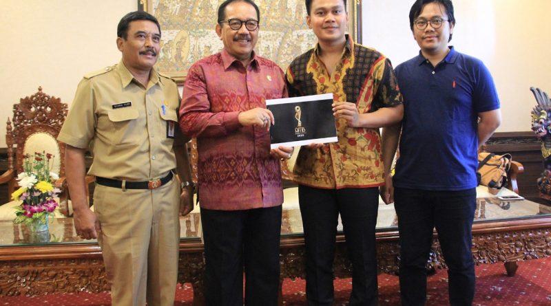 Apresiasi AMB, Wagub Cok Ace Ingatkan Musisi Bali Daftarkan Hak Cipta/theeast.co.id