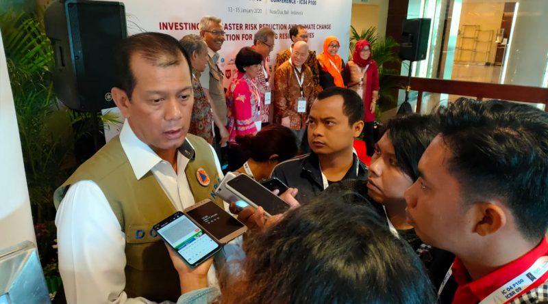 Kepala BNPB: Bali harus Jadi Contoh bagi Pariwisata Aman Bencana di Indonesia/theeast.co.id