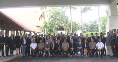 Polda Bali Tuan Rumah Pelatihan Regional Counterterorism Course/theeast.co.id