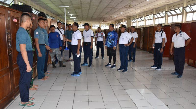 Komandan Kodiklatal Blusukan Inspeksi Fasilitas Pendidikan Bumimoro/theeast.co.id