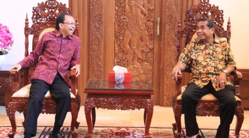 Komisaris BRI Puji Ekonomi Kerakyatan dengan Semangat Gotong Royong di Bali/theeast.co.id