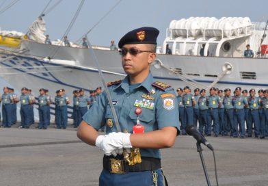 Kepala Staff Koarmada II Pimpin Upacara Bendera 17-an/theeast.co.id