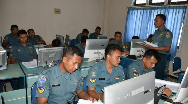 Uji Sertifikasi Kompetensi Program Komputer dan Kontrol Jaringan Mahasiswa S-1 Angkatan XXXIX dan D-3 Angkatan XII STTAL TA.2020/theeast.co.id