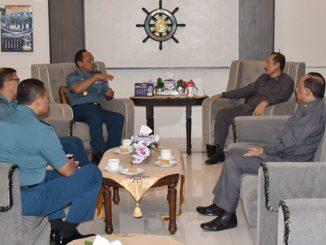 Komandan Kodiklatal Terima Kunjungan Yayasan Nala/theeast.co.id