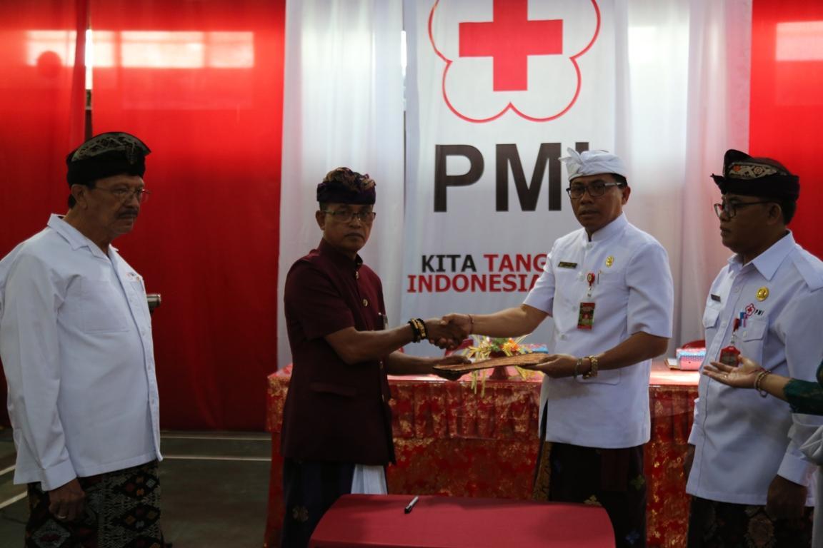 PMI Tabanan GelarMusyawarah Kerja Tahun 2020/theeast.co.id
