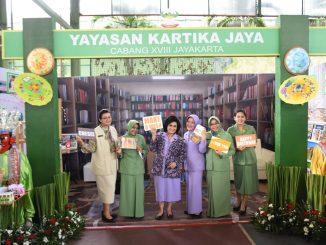 Acara Pembukaan Rangkaian HUT Ke-56 Dharma Pertiwi Digelar di Kodam Jaya/theeast.co.id