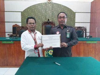 PN Atambua Lakukan Penandatanganan MoU Pos Bantuan Hukum/theeast.co.id