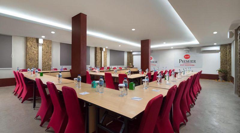 """Best Western Premier Agung Resort Ubud Merilis Meeting Room """"Taman Wedari""""/theeast.co.id"""