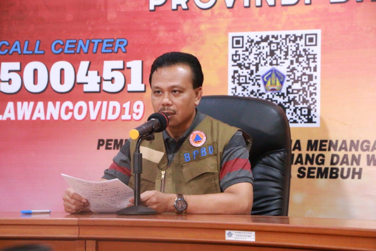 Bali Perketat Social Distancing/theeast.co.id