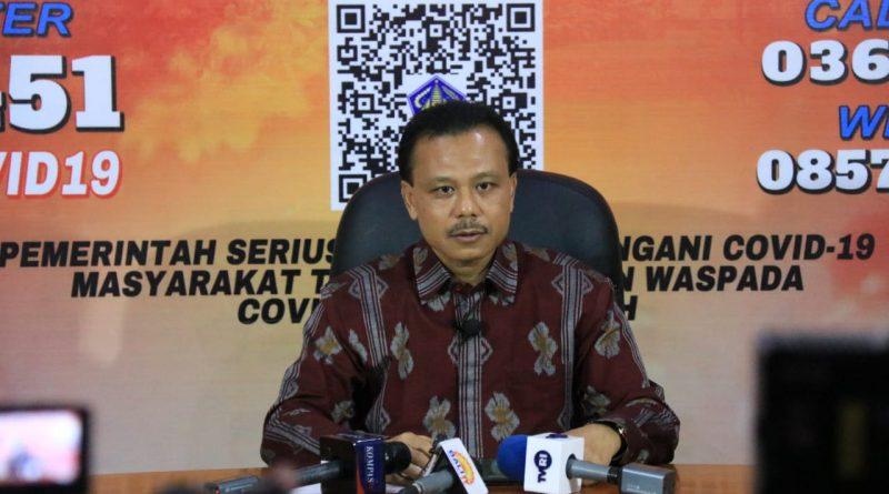 Empat Pasien Positif Bali Telah Sembuh/theeast.co.id