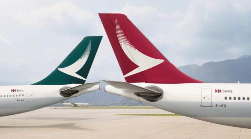 Cathay Pacific Mengurangi Kapasitas Penumpang Hingga 96% Pada Bulan April dan Mei/theeast.co.id