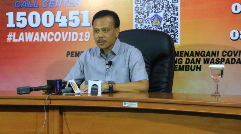 Jumlah Pasien Sembuh di Bali Terus Meningkat/theeast.co.id